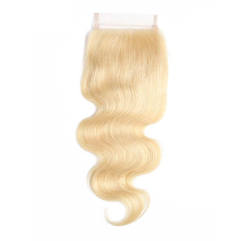 613 Body Wave 10 20inches Human Hair Lace Closure Yolissa