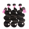 Unprocessed 8A Human Virgin Brazilian Body Wave Hair 3 Bundles
