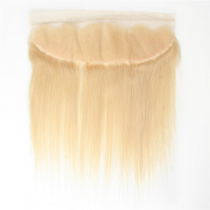 613 Blonde Straight Hair