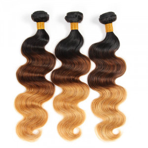 Brazilian Hair 3 Bundles