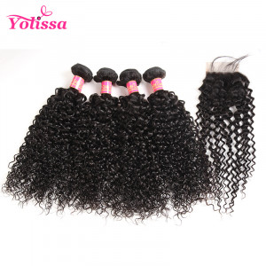 Brazilian Hair 4 Bundles