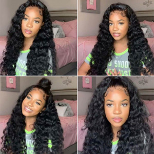 loose deep wave lace wigs