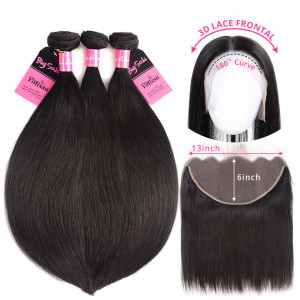 Straight 3 Bundles With 3D Frontal 13*6