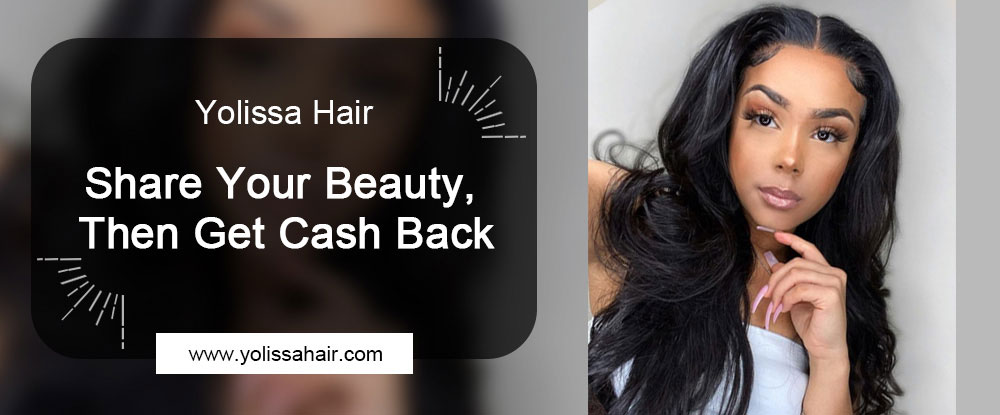 Share Your Beauty, Then Get Cash Back