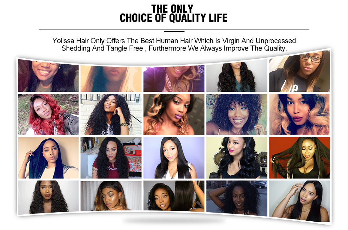 top 8a hair extensions loose deep wave bundle deals