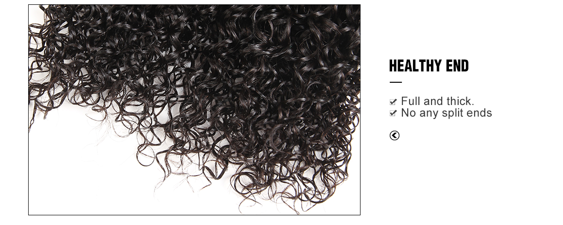 yolissa hair curly wave bundle deals 3 bundles 300g
