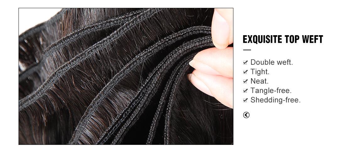 body wave 1B/4/27 Brazilian Hair 3 Bundles