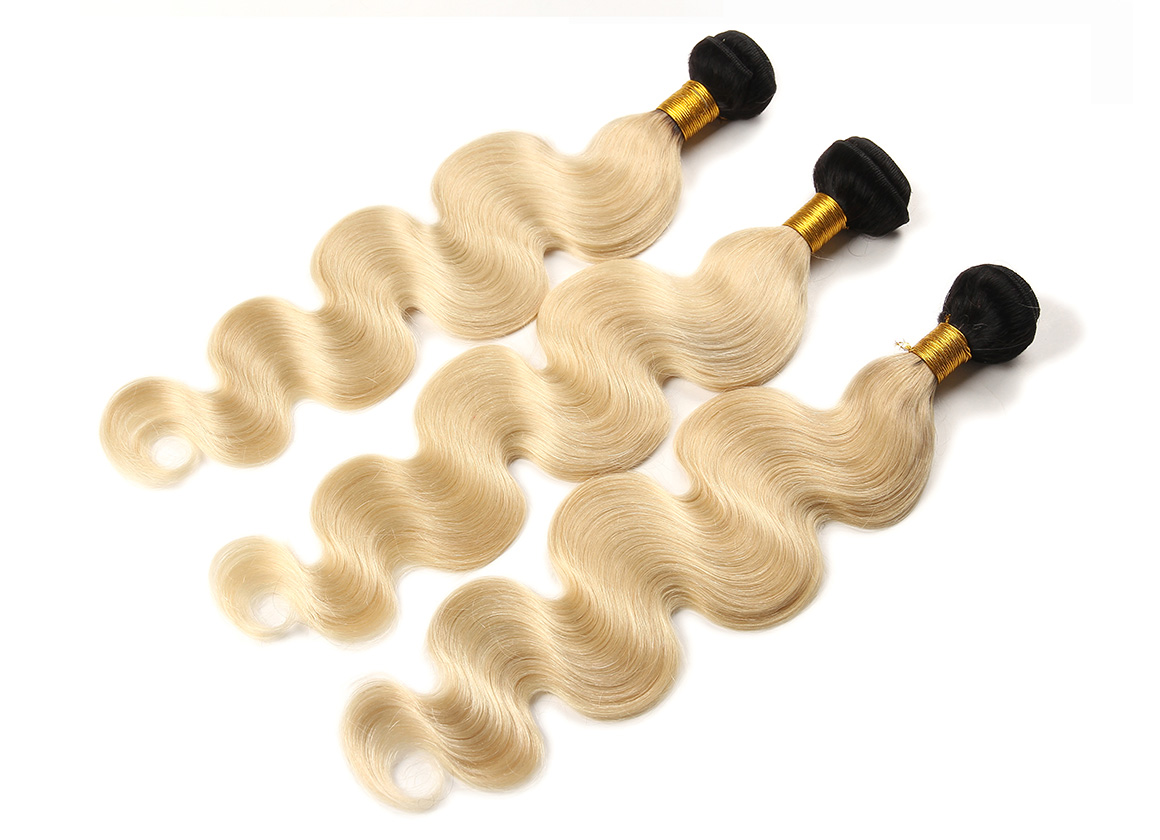 Ombre Blonde Human Hair