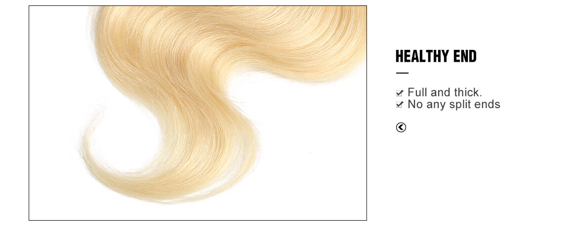 1B/613 Body Wave Hair Weaves