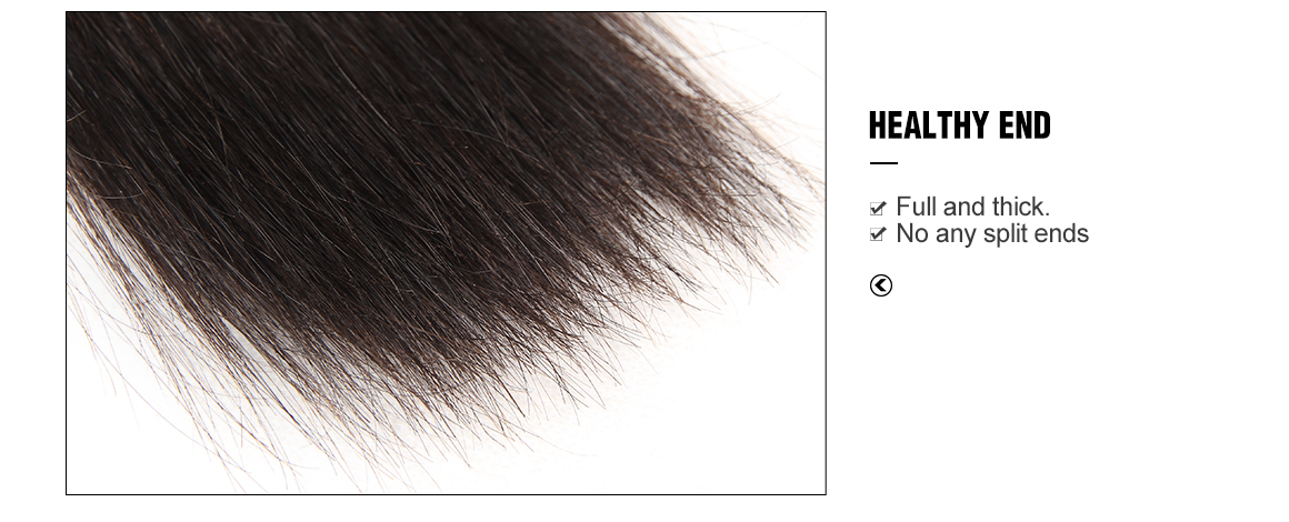 hot selling straight brazilian hair 3 bundles with 4*4 lace closure natural black virgin hair