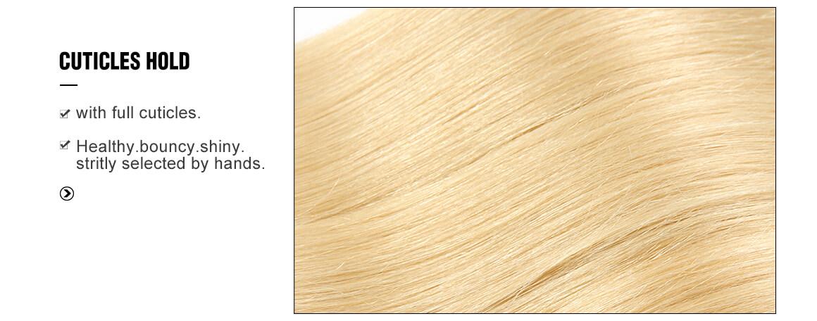 4 bundles human hair extensions