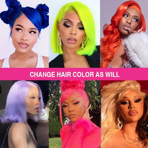 Advantages of 613 blonde lace wigs
