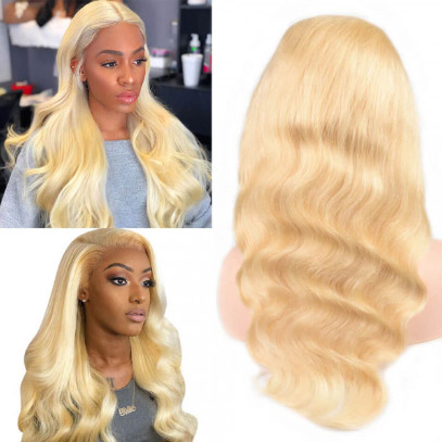 613 blonde lace wigs