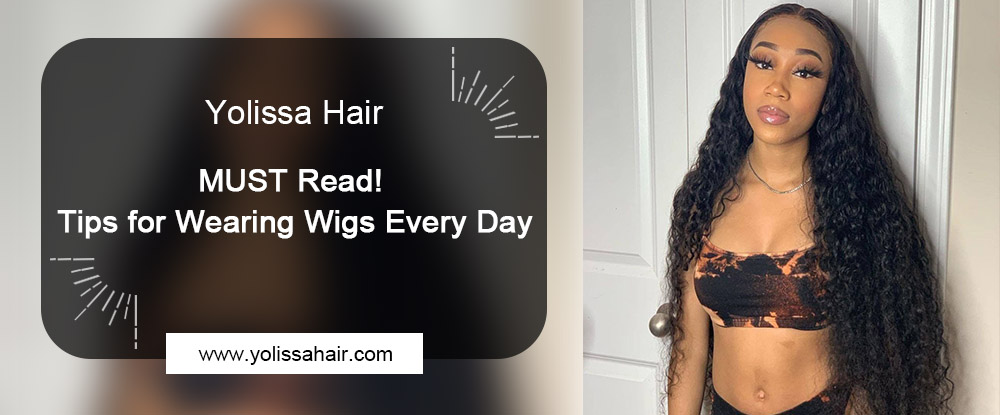 Tips for wearing wigs