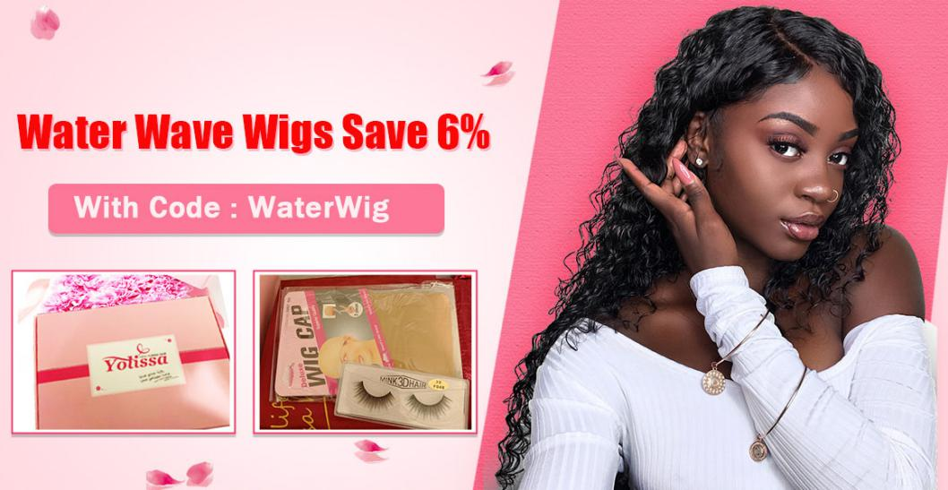 Coupon Code For Water Wave Wig