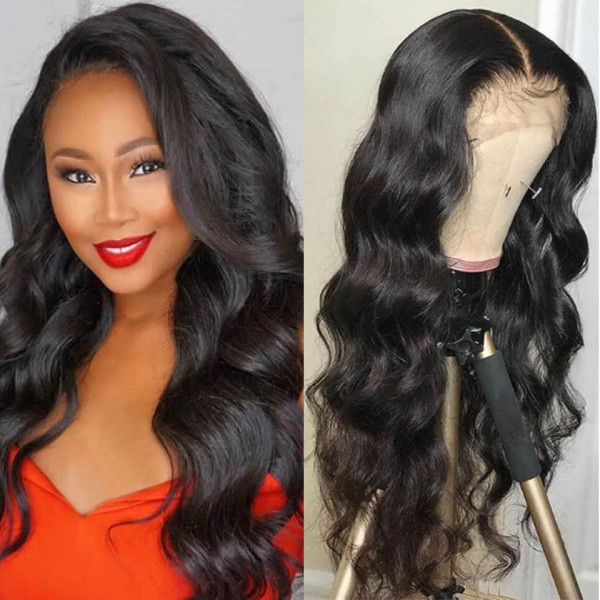 yolissahair hd 5x5 lace closure wig