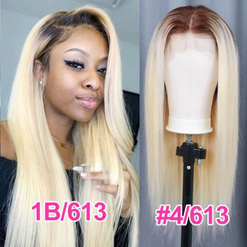 Blonde Ombre hair wigs