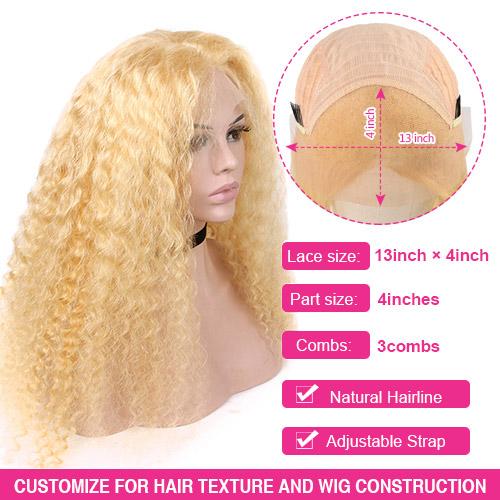 Hair Texture Of Blonde Hair