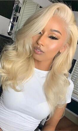 613 body wave wig 18 inch