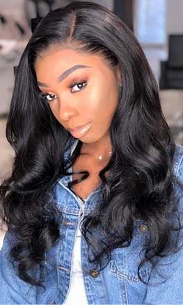 Body Wave Lace Front Wig 20 Inch