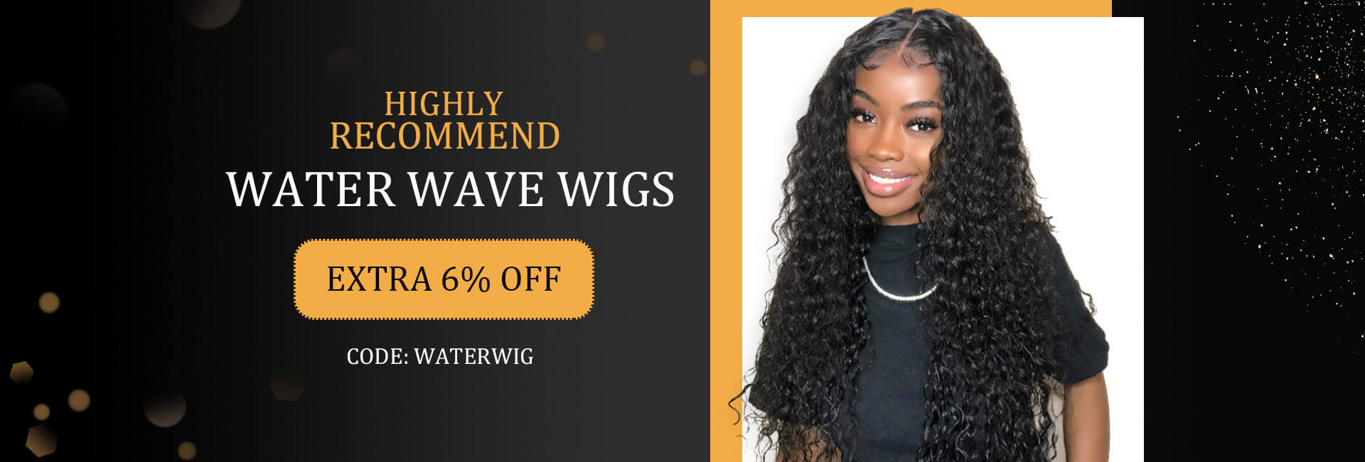 highly recommend water wave lace wigs